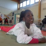 photo judo adapté